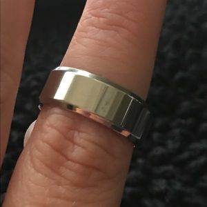 Other - 316 Stainless Steel Wedding Band